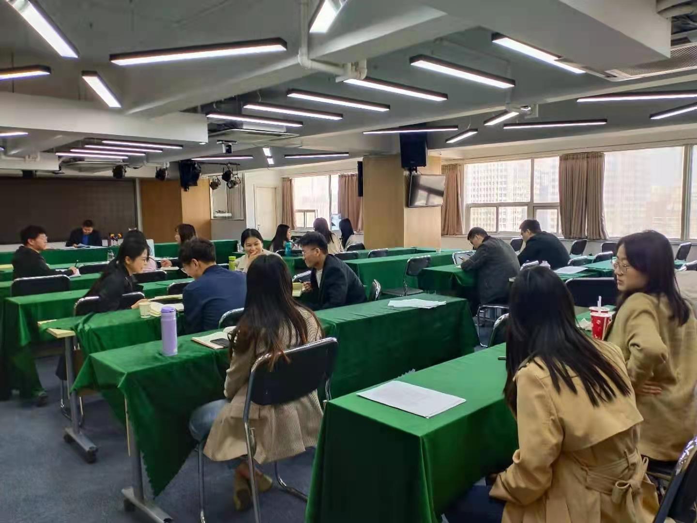豫龙律所民事及刑事案件研讨会